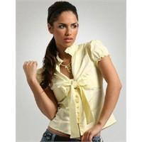 Bayan Gömlek Modellerine Örnekler