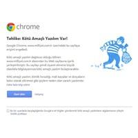 Milliyet Google Taraından Banlandı