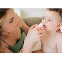 Bebeklerde Burun Tıkanıklığının Nedenleri