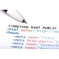 Meta Tag Kullanın Ve Bilinirliğinizi Arttırın