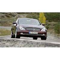Muhteşem Mercedes-benz Cls Serisi