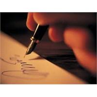 Yazmak Zorundayım
