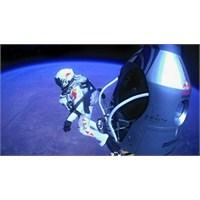 Felix Baumgartner'ın ' Uzay Atlayışı'