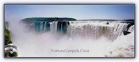 Güney Amerika da Bir Nehir - Iguazú Şelaleleri