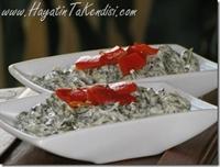 Ispanak Salatası-hafif Ve Leziz