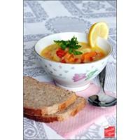 Yemek Cini - Terbiyeli Bahar Çorbası