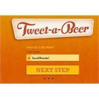 Biranızı Twitter'dan Alın
