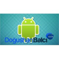 Doğuşhan Balcı'nın Android Uygulaması