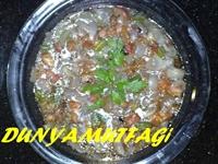 Pişmiş (közlenmiş) Salata