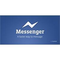 Facebook Messenger İnceleme Ve Özellikleri