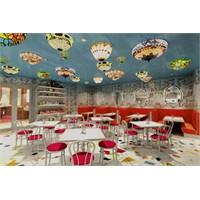 Florida Serendipity Tiffany'lerle Cafe Aydınlatma
