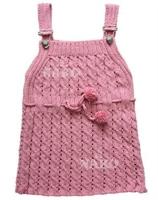 Elişi Jile Çocuk Elbise Modeli Ve Yapılışı