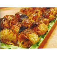 Patlıcanlı Lokma Börek