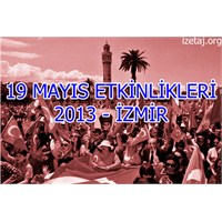 19 Mayıs Bayramı Etkinlikleri 2013 - İzmir