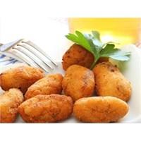 Patates Köftesi / Patates Kroket