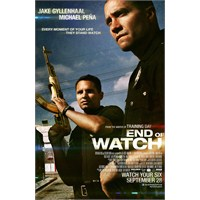 End Of Watch (Tehlikeli Takip) Eleştirisi