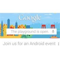 Google Nexus 4 İçin Etkinlik Tarihini Açıkladı