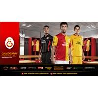 Galatasaray'ın 2011 - 2012 Sezonu Formaları