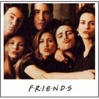 Friends'ten Öğrenilen 25 Şey