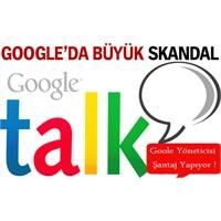 Google'da büyük skandal