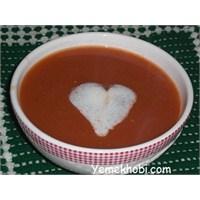 Kremalı Domates Çorbasının Tarifi