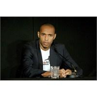 Thierry Henry: Bence Söz Konusu Manchester United