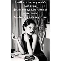 Kadın Olmanın Temel Şartları