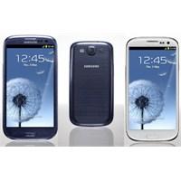 Samsung Galaxy S3 Tanıtıldı