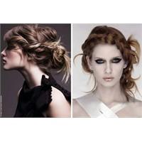 En Gözde Saç Toplama Modelleri