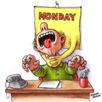 Pazartesi Sendromu Dedikleri Ne Olsa Gerek