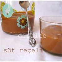 Dulche De Leche..Süt Reçeli.....Disalce
