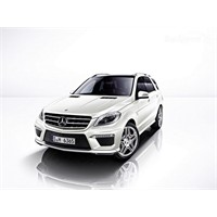 2012 Mercedes-benz Ml 63 Amg (Video+galeri)