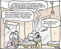 Komik Karikatürler Ve Mizah