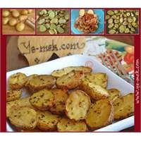 Baharatlı Taze Patates Tarifi