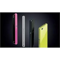 Sony Xperia Z1s ( Mini ) Geliyor.