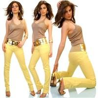 Bayan Dar Pantolon Modelleri