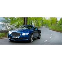 En Hızlı Bentley Tanıtıldı