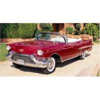 Cumhurbaşkanlığı'nın 1957 Model Cadillac'ı
