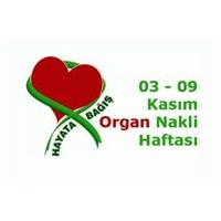 Organlarını Bağışla Toprak Değil Can Olsun