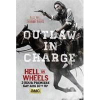 Hell On Wheels 3.Sezon Poster & Fotoğraflar