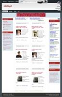 Fiono Blogcuya Uyarlanmış Magazine Stili Şablon