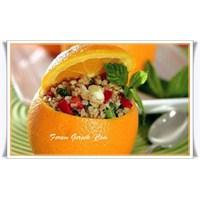 Hem Sağlıklı, Hem Doyurucu Tahıllı Salatalar