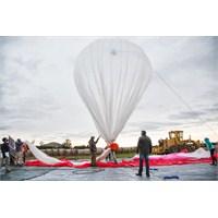 Google Balonla İnternet Götürecek