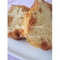 Karamel Soslu Fındıklı Kek