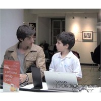 Microsoft'un 9 Yaşındaki Dahisi...(Video)