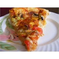 Kolay Pizza Hamuru Tarifi