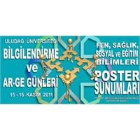 Uludağ Üniversitesi Bilgilendirme Ve Ar-ge Günleri