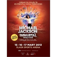 Cirque Du Soleil:micheal Jackson The İmmortal Tour