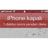 İphone Ve İpad Güvenlik Parolası Sıfırlama