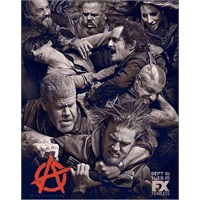 Sons Of Anarchy 6.Sezon Poster & Trailer